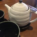 71696591 - かわいいほうじ茶ポット♩