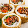 焼肉チャンピオン - 料理写真:焼肉チャンピオンロール