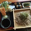 橋倉屋 - 料理写真:たわら天ざるセット1300円