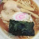 ひかり食堂 - 煮干ラーメン