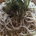 橋倉屋 - 繊細な蕎麦です