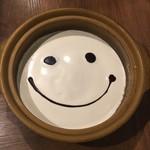 わんぱく酒場 鶏太 - 土鍋プリン(バースディサービス)