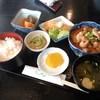 Kafegurirutampopo - 料理写真:日替り、ホルモン煮込み定食
