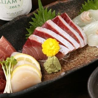 鮮度バツグンの海鮮料理