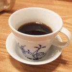 GAIA 食堂 - コーヒー ※下北沢GAIA食堂の頃の画像です。