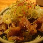 ちゅら海の台所 花花 - 葱豚(380円)