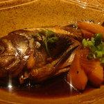 ちゅら海の台所 花花 - 竹の子とメバルの煮付け(780円)