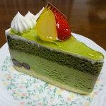 白十字 宮内店 - 料理写真:ジャポネK(350円)