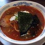 コーヒーイン青い鳥 - タンタン麺