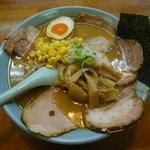 山竹板橋店 - スペシャルらーめん980円