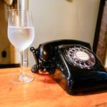 71700563 - 黒電話