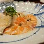 71700953 - 魚介の前菜