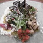 ビストロスクワール - 前菜