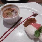 ビストロスクワール - デザート1