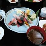 さかえ寿司 - 寿司ランチ 2,700円