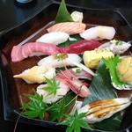 さかえ寿司 - 季節のおすすめ禅 2,850円