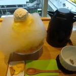 茶庭 然花抄院 - 然の氷セット