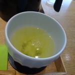 茶庭 然花抄院 - 昆布茶