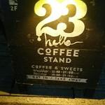hello coffee stand - 外観写真: