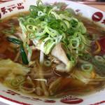 天下一品 - 料理写真:野菜ラーメン(840円)