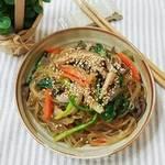 中華料理 普門 - チャプチェ
