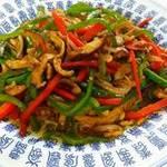 中華料理 普門 - チンジャオロース