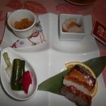 中国料理 桃華樓 - 前菜