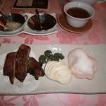 中国料理 桃華樓 - 鴨の香味揚げ