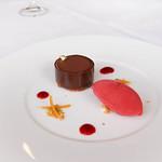 シェ・コーベ - チョコレートとシャーベット