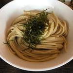 麺処 ほん田 niji - 麺:中盛
