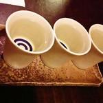 国分寺 翔 - 大信州の飲み比べ