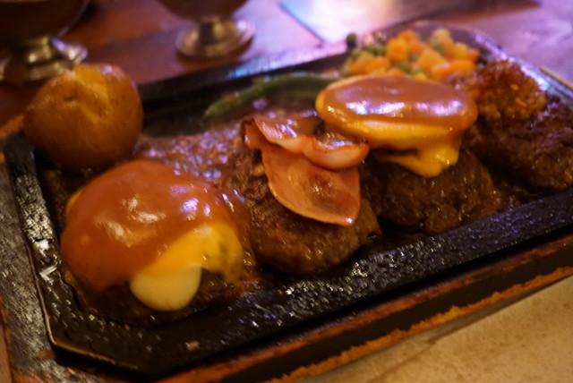ゴールド ラッシュ 新宿東口店 gold rush 新宿 ハンバーグ 食べログ