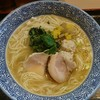 らー麺土俵 鶴嶺峰 - 料理写真:塩らーめん@850