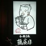 らー麺土俵 鶴嶺峰 - 外観