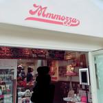 Mmmozza - 可愛い店構え