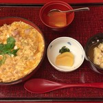 鳥茶屋 - (上)親子丼