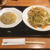 中国酒家 朝陽閣 - 料理写真:具だくさん焼きそばセット 890円