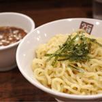 玉五郎 - 煮干しつけ麺880円