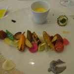 マンジャーレ ウォーターエッジ YOKOHAMA - 20種の野菜