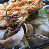 こむぎや - 料理写真:山田うどん(天ぷらトッピング)