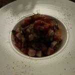 71715296 - 有機野菜と合鴨グリル