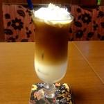 羅苧豆 - アイス・オーレ:550円