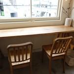 wad omotenashi cafe - ☆窓際のお席(*^。^*)☆