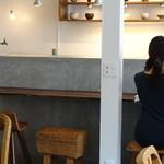 wad omotenashi cafe - ☆カウンター席もあります☆