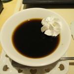 鮨 なかや - コーヒーゼリー