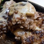 ワインちゃん 瓦・町・路・地 - 一口食べると、虜になっちゃいますよ。 こんなに美味しいハンバーグは久々に食べました。