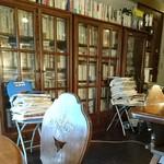 キイトス茶房 - 一杯の書棚