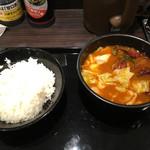 CoCo壱番屋 - ローストチキンと野菜のカレー890円