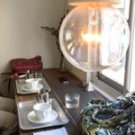 寺崎コーヒー - 窓際の特等席でブレイク