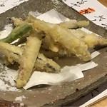 71724818 - キビナゴの天ぷら